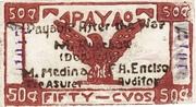 50 Centavos (Apayao) – avers