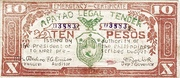 10 Pesos (Apayao) – avers