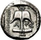 Tetradrachm - Kleokrates – revers