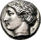 Tetradrachm - Kleokrates – avers