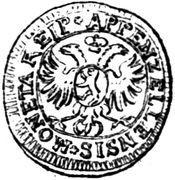 3 Kreuzer – avers