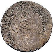 1 Soldo, 12 Bagattini (Ludovico II di Teck) – revers