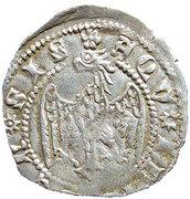 1 denaro - Antonio I Caetani – revers