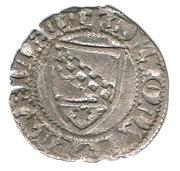 1 Soldo, Denier - Antonio II Aquileia – avers