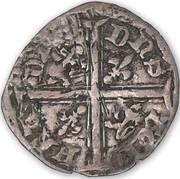 Hardi -  Henry IV roi d'Angleterre , duc d'Aquitaine – revers