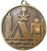 Medal - General Presidency of Youth Welfare - General Service – revers