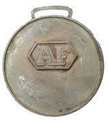 Abdulla Fouad Medal – revers
