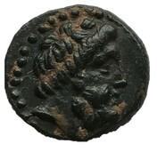Dichalque - Arados (Zeus, proue de galère) – avers