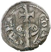 Dinero Pierre II Jaca – revers