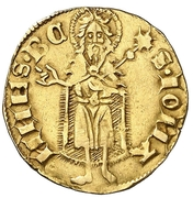 Florin Pierre IV Saragosse – avers