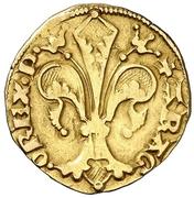 Florin Pierre IV Saragosse – revers