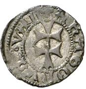Dinero Ferdinand II Saragosse – revers