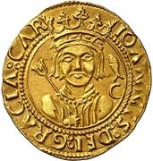 1 ducado Jean II – avers
