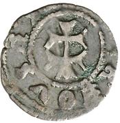 Dinero Charles I – revers