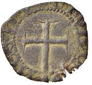 Minuto - Guglielmo III di Narbona – revers