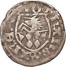 1 artig Johannes VI Ambundi (avec cercle) – avers