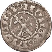 1 artig Johannes VI Ambundi (avec cercle) – revers