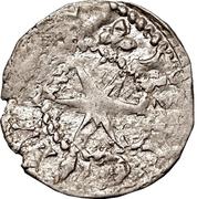 1 pfennig Sylvestre Stodewescher (avec cercle) – avers