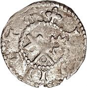 1 pfennig Sylvestre Stodewescher (avec cercle) – revers
