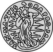 1 mark Thomas Schöning (Koknese) – revers