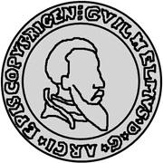 1 thaler Guillaume de Brandebourg – avers