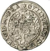 1 ferding Guillaume de Brandebourg – avers