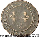 Double-Tournois Charles Ier de Gonzague (Type 4) – revers