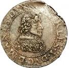 Double-Tournois Charles Ier de Gonzague (Type 17) – avers