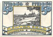 50 Pfennig (Arendsee) – revers