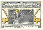 50 Pfennig (Arendsee) – avers