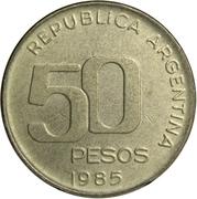 50 pesos (Anniversaire de la Banque centrale) -  avers