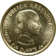 50 centavos (Vote des femmes) -  avers