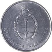 100 australes -  avers