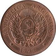 2 centavos -  avers