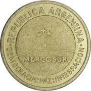 50 centavos (Mercosur) – avers