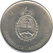 500 australes -  avers