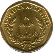 1 centavo -  avers