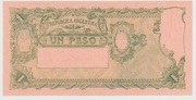 1 Peso ND (1951) – revers