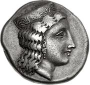 Stater (Argos) – avers