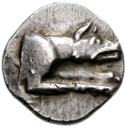 Hemidrachm (Argos) – avers