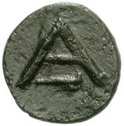Chalkon (Argos) – revers