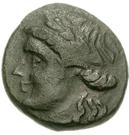 Dichalkon (Argos) – avers