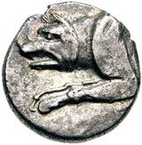 Tetrobol (Argos) – avers