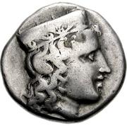 Tetradrachm (Argos) – avers