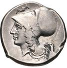 Stater (Argos Amphilochikon) – revers