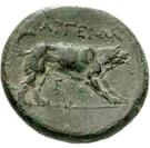 Bronze Æ17 (Argos Amphilochikon) – revers