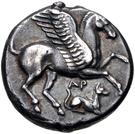 Stater (Argos Amphilochikon) – avers
