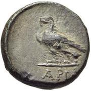 Bronze Æ (Ariassos) – revers
