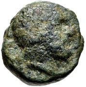 Bronze Æ15 (Arkadia) – avers