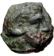 Bronze Æ13 (Arkadia) – avers